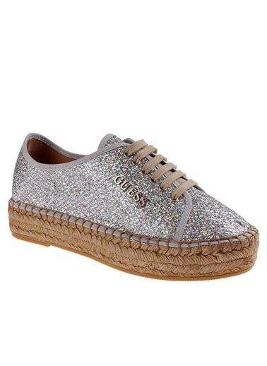 Guess Ayakkabı Gümüş